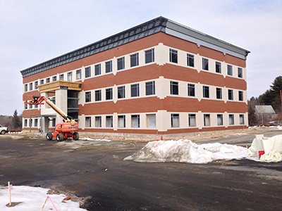 Medical By Design Construction